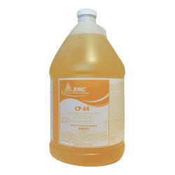 Rochester Midland CP-64 Disinfectant, 128 Oz, Citrus, Carton Of 4 Bottles