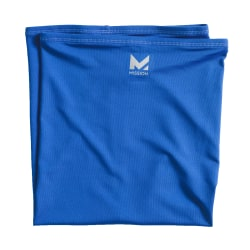 Mission Cooling Gaiter, One Size, Blue