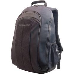 "Mobile Edge 17.3"" Canvas Eco-Backpack, Black"