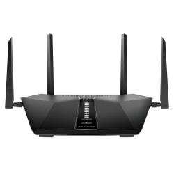 Netgear® Nighthawk AX6 Wireless Wi-Fi 6 Stream Router, RAX50-100NAS