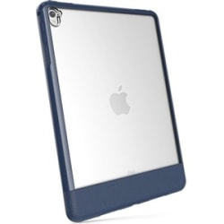 OtterBox iPad Pro (9.7-inch) Statement Series - For Apple iPad Pro Tablet - Blue, Clear - Drop Resistant, Bump Resistant, Wear Resistant, Tear Resistant, Scratch Resistant - Polycarbonate, Synthetic Rubber, Genuine Leather