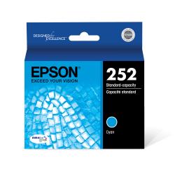 Epson® DuraBrite® Ultra Standard-Capacity Cyan Ink Cartridge