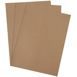 "Office Depot® Brand Heavy-Duty Chipboard Pads, 26"" x 38"", 100% Recycled, Kraft, Case Of 70"