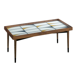 Sauder® Harvey Park Coffee Table, Rectangular, Grand Walnut