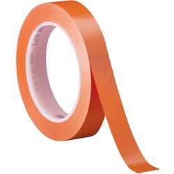 "3M™ 471 Vinyl Tape, 3"" Core, 0.5"" x 36 Yd., Orange, Case Of 72"