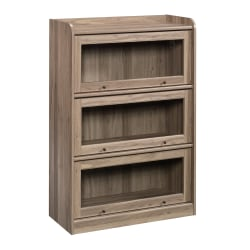 Sauder® Barrister Lane 3-Shelf Bookcase, Salt Oak
