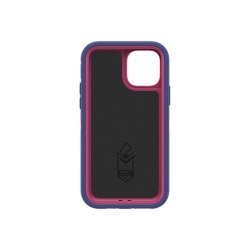 OtterBox iPhone 11 Pro Otter + Pop Defender Series Case - For Apple iPhone 11 Pro Smartphone - Grape Jelly Purple - Synthetic Rubber, Polycarbonate