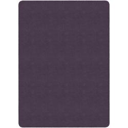 Flagship Carpets Americolors Rug, Rectangle, 12' x 18', Pretty Purple