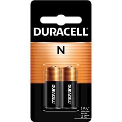 Duracell Coppertop N Alkaline Batteries - For GPS Device, Car Alarm, Keyfob Transmitter - N - 1.5 V DC - Alkaline - 12 / Carton