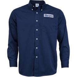 Long-Sleeve Dress Shirt, Men's