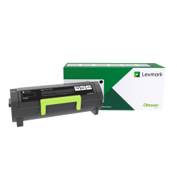 Lexmark™ 56F1X00 Extra High-Yield Return Program Black Toner Cartridge