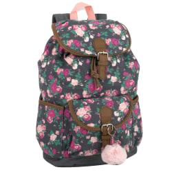 "Trailmaker Laptop Backpack With 17"" Laptop Pocket, Multicolor/Gray"