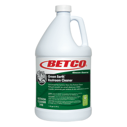 Betco® Green Earth® Restroom Cleaner, 1 Gallon, Case Of 4 Bottles