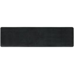 M + A Matting Hog Heaven Prime Floor Mat, 3' x 10', Black