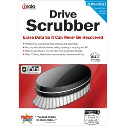 DriveScrubber - Unlimited PCs in Home