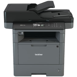 Brother® MFC-L5900DW Wireless Laser All-In-One Monochrome Printer