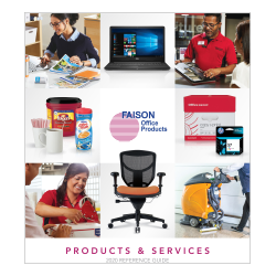 Faison full line catalog 2020