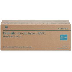 Konica Minolta bizhub C25/C35 Imaging Drum - 30000 - 1 Each - OEM
