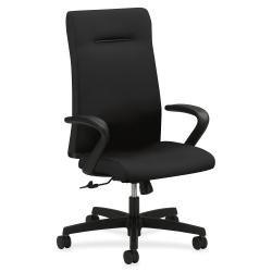 HON® Ignition Executive High-Back Chair, Black