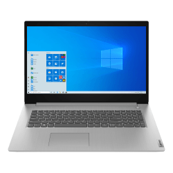 "Lenovo® IdeaPad 3 Laptop, 17.3"" Screen, Intel® Core™ i3, 8GB Memory, 1TB Hard Drive, Windows® 10, 81WC0001US"