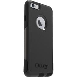 OtterBox iPhone 6/6s Commuter Series Case - For iPhone 6, iPhone 6S - Black - Drop Resistant, Dust Resistant, Lint Resistant, Scratch Resistant, Scrape Resistant, Grit Resistant, Grime Resistant, Scuff Resistant, Dirt Resistant, Shock Resistant