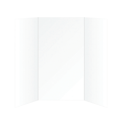 "Flipside Foam Boards, 18""H x 24""W x 1/4""D, White, Pack Of 10"
