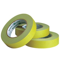 "3M™ 2060 Masking Tape, 3"" Core, 0.75"" x 180', Green, Pack Of 12"
