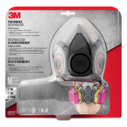TEKK Protection Professional Multipurpose Respirator With Drop-Down Feature