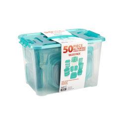 Bradshaw Multi-Use Food Storage Set, Ice Blue