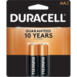 Duracell CopperTop Battery - For Smoke Alarm, Flashlight, Calculator, Lantern, Pager, Camera, Recorder, Radio, Scanner, CD Player, Medical Equipment, ... - AA - Alkaline - 112 / Carton
