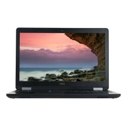"""Dell Latitude E5570 Ultrabook Laptop, 15.6"""" Touchscreen, Intel® Core™ i5, 16GB Memory, 512GB Solid State Drive, Windows® 10 Pro"""