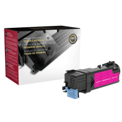 Clover Imaging Group™ Remanufactured High-Yield Toner Cartridge, Magenta, 200658 (Dell™ 2Y3CM / 331-0717 and D6FXJ / 331-0714)