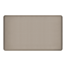 """GelPro NewLife EcoPro Commercial Grade Anti-Fatigue Floor Mat, 60"""" x 36"""", Taupe"""