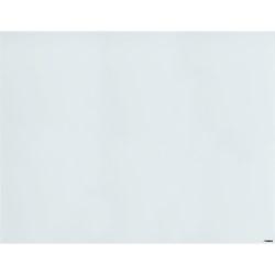 """Lorell® Magnetic Unframed Dry-Erase Bulletin Whiteboard, 46"""" x 36"""", White"""