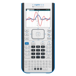 Texas Instruments® TI-Nspire Color Graphing Calculator, NSCX2/TBL/1L1