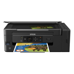 Epson® Expression® ET-2650 EcoTank Wireless InkJet All-In-One Color Printer