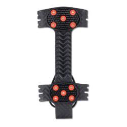 Ergodyne Trex Ice Traction Devices, Adjustable, X-Large, Black, 6310