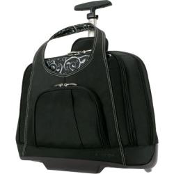 """Kensington Contour Balance Series Laptop Case For 15.4"""" Laptop, Black"""