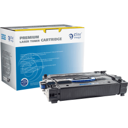 Elite Image™ Remanufactured Black Toner Cartridge Replacement For HP 25X