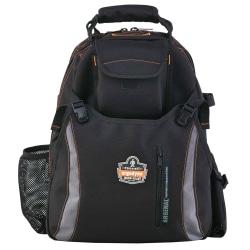 Ergodyne Arsenal® 5843 Dual-Compartment Tool Backpack, Black