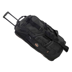 Ergodyne Arsenal® 5120 Wheeled Gear Bag, Black