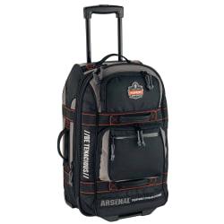Ergodyne Arsenal® 5125 Carry-On Luggage, Black
