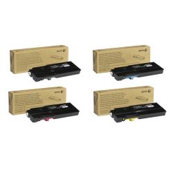 Xerox® Extra-High-Yield 4-Color Toner Cartridge Pack, Black/Cyan/Yellow/Magenta