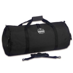 "Ergodyne Arsenal 5020M Standard Gear Duffel Bag, 13""H x 13""W x 28-1/2""D, Black"