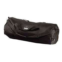 "Ergodyne Arsenal 5020L Standard Gear Duffel Bag, 14""H x 14""W x 35""D, Black"