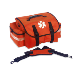 "Ergodyne Arsenal 5210 Small Trauma Bag, 7""H x 10""W x 16-1/2""D, Orange"
