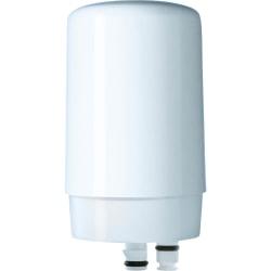 Brita On Tap Water Faucet Filter - 100 gal Filter Life - Blue, White