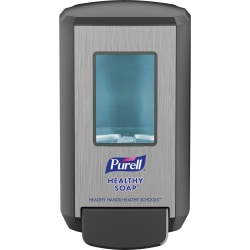 Purell® Education CS4 Manual Wall Soap Dispenser, Graphite
