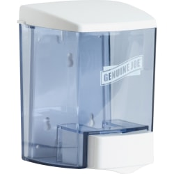Genuine Joe 30 oz Soap Dispenser - Manual - 30 fl oz Capacity - 1Each