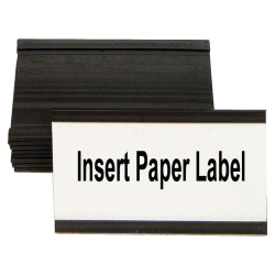 """MasterVision® Magnetic Dry-Erase Writable Roll, 1"""" x 50', White"""